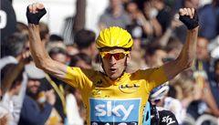 Wiggins jako první Brit ovládl Tour de France