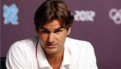 Federer: Proč jsem měl letos tak málo dopingových kontrol?