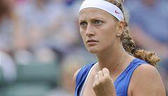 Je to jiné než hrát Wimbledon, přiznala po postupu Kvitová