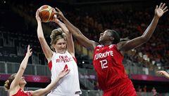 Basketbalistky přišly o oporu. Pro zraněnou Veselou ME skončilo