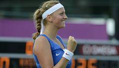 Ve dvouhře se z Čechů probila dál jen Kvitová
