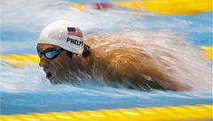Phelps dostal za řízení v opilosti podmínku. Hrozí mu i vězení