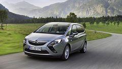Opel Zafira: Generační posun