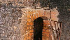 Podzemí ve Slavonicích: vítejte v pekle pro klaustrofobiky