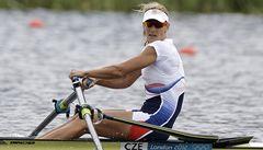 Skifařka Knapková opět vítězí. Vyhrála regatu v Hanley