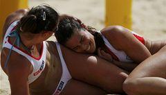 Průlom v Íránu. Poprvé, ale zároveň naposledy pustí na beach volejbal ženy