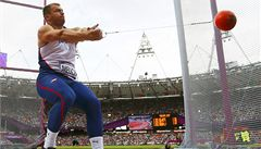 Šestého Melicha během finále zajímal Boltův čas