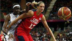 Basketbalistky jsou ve čtvrtfinále: rozdrtily Angolu