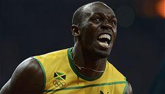 Bolt na Zlatou tretru nedorazí, nahradí ho letošní rychlík Gatlin