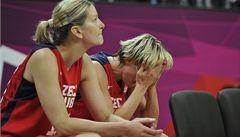 Basketbalistky začaly ME porážkou s Běloruskem a zraněním Veselé