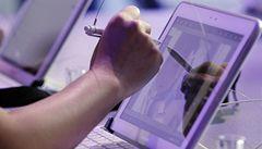 Samsung představil nový tablet, má konkurovat iPadu