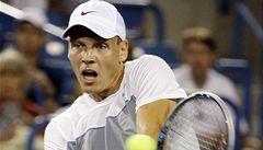 Berdycha zastavil v Šanghaji až v semifinále Djokovič