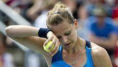 V New Havenu se o semifinále utkají Kvitová se Šafářovou