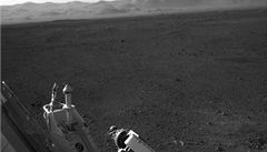 Studená sprcha z Marsu. Robot Curiosity nic zvláštního neobjevil