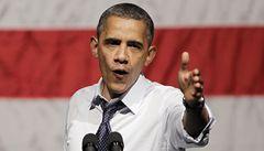 Až zkontaktujete Marťany, hned mi zavolejte, vzkázal Obama
