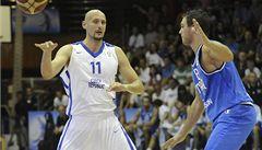 Basketbalisté kvalifikační utkání o ME s Itálií nezvládli