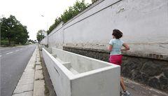 Betonové truhlíky na Smíchově? Původní projekt vypadal jinak