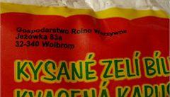 Poláci si stěžují: Nejvíce naše potraviny diskriminují v Česku