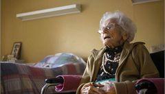 Nejstarší žena světa slaví narozeniny, Američance Cooperové je 116 let