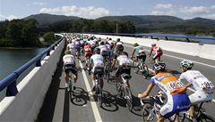De Marchi dotáhl svůj únik a slaví první vítězství na Grand Tours