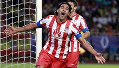 Atlético Madrid v generálce na Plzeň porazilo v lize Espaňol