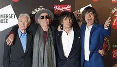 Mick Jagger zveřejnil fotku ze studia. Nahrává nové skladby?