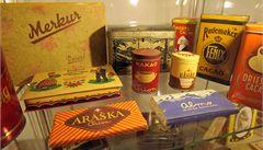 Historie čokolády a marcipánu v centru Tábora