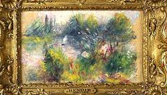 V Americe vyřadili z aukce Renoirův obraz, je zřejmě kradený