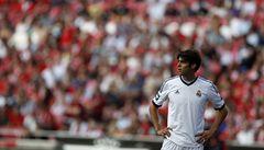 Káká chce pryč z Realu Madrid. Nejsem šťastný, říká bývalá hvězda