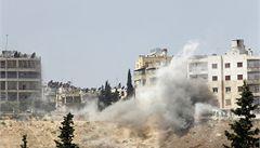 Syrští rebelové se zmocnili objektu armádního letectva
