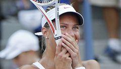 Hlaváčková slaví titul z US Open. Vyhrála ve smíšené čtyřhře