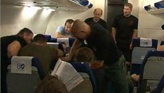 Jak zneškodnit teroristy v letadle? Pomůže krav maga