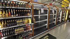 Likérky: Návrat alkoholu bude trvat několik dnů a podraží