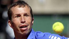 Štěpánek se kvůli zranění odhlásil z turnaje v Paříži