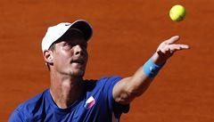 Berdych klesl v žebříčku ATP na sedmé místo