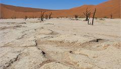 Údolí smrti je nejteplejším místem světa, tvrdí odborníci