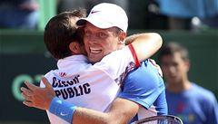 Skvělý Berdych nezklamal. Češi si zahrají finále Davis Cupu