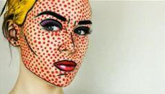 Kouzla s make-upem. Můžete vypadat jako pop-artová kráska