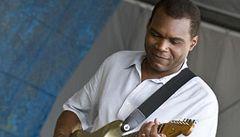 Osobnost blues a soulu Robert Cray vystoupí v Praze