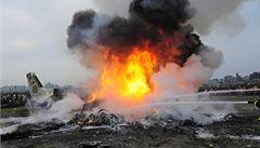 Letadlo v Nepálu se srazilo s ptákem, zahynuli všichni lidé na palubě