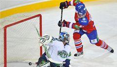Lev mi sedí více než NHL, tvrdí hvězdný Christensen