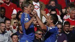 Čech vychytal Arsenal. Chelsea dál vede ligu