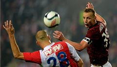 Slavia ovládla derby. Sparta počtvrté v řadě prohrála