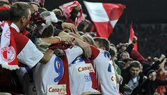 Slavia se odvolá proti pokutě 150 tisíc korun za derby