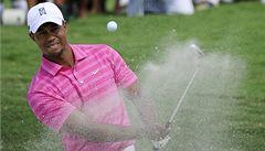 Golfista Woods druhé kolo v Atlantě pokazil, vede Furyk