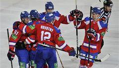 TIME OUT LN: Hokejový elixír a Lev dobyvatel