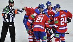 Lev prohrál v Kazani, zápas ztratil 18 sekund před koncem