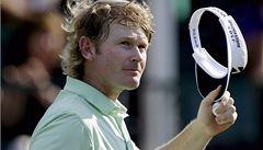 Před golfovým finále se o vedení dělí Snedeker a Rose