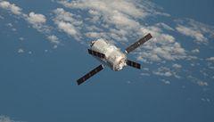 Vesmírná loď ATV-3 se podle plánu zřítila do oceánu