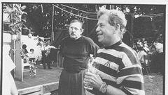 Havel 80: Havla jsem si všiml díky Olze, vzpomíná režisér Krob